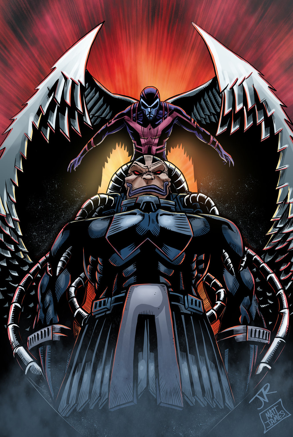 Archangel and Apocalypse