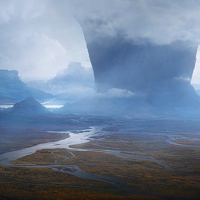 Nikolay razuev blue planet final 1600