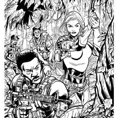 Matt james gi joe 20 cover by mattjamescomicarts d85vdtt