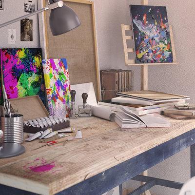 Francois bethermin paint01