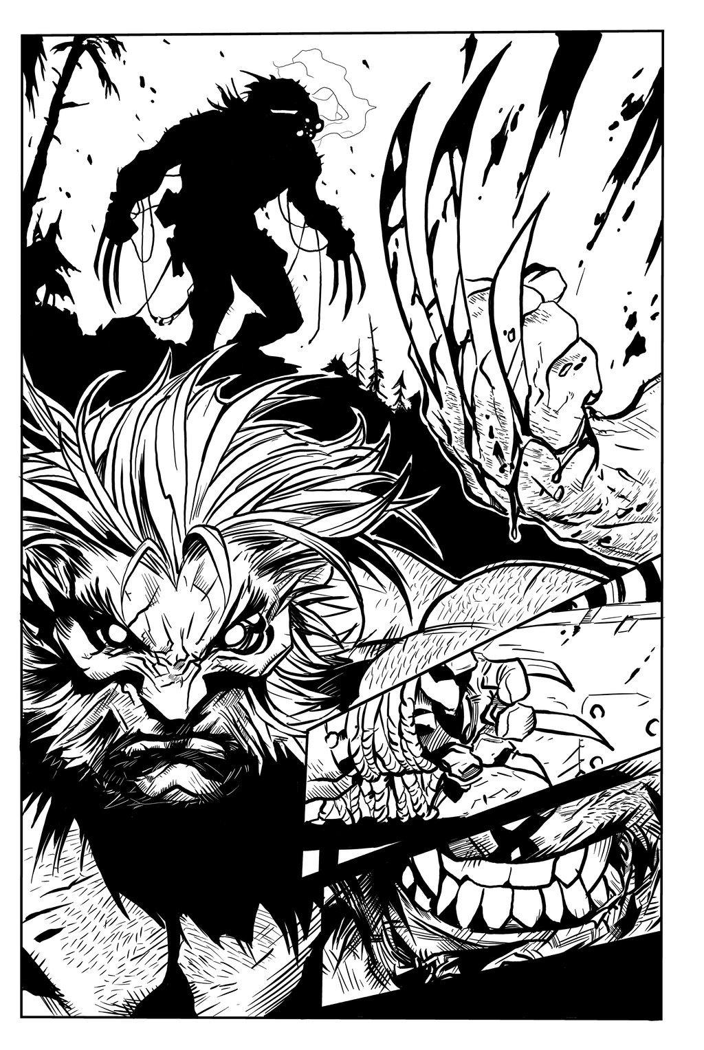 Wolverine Sequential Samples
