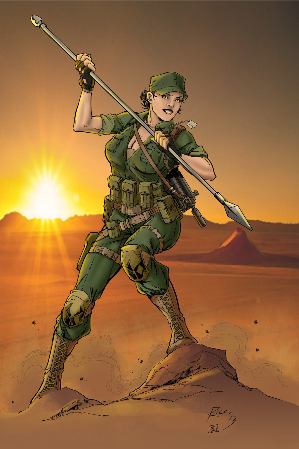 G.I. Joe's Lady Jaye