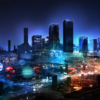 Oleg danilenko night city1