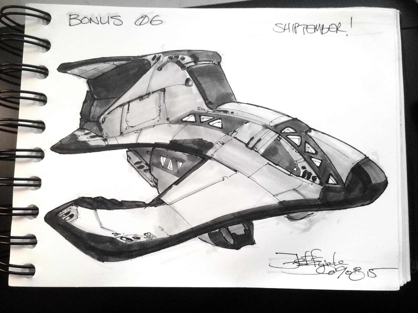 Shiptember Bonus 06