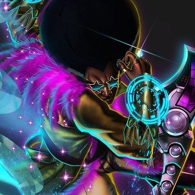 Jazz siy cyber jockey lvl 4x