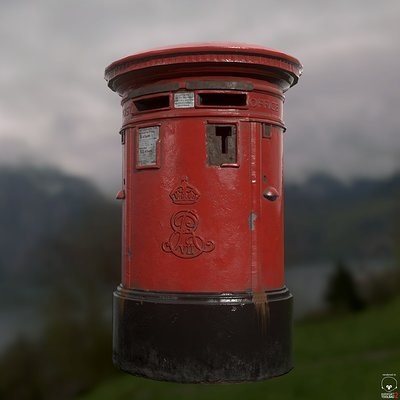 Robert lancaster postbox