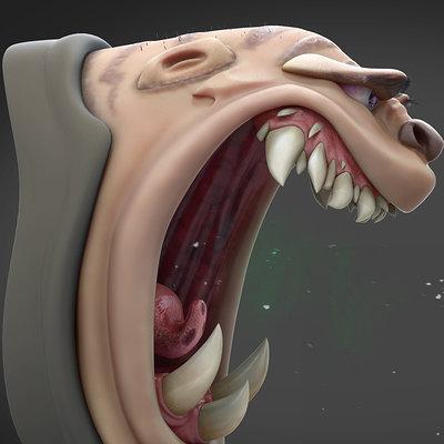 Erick cazares screaminghead 01