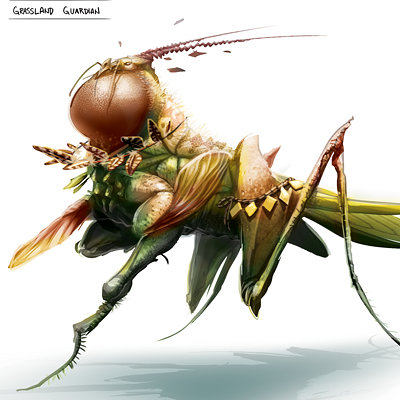 Joanna tsui horsehopper
