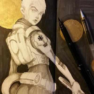 Muyoung kim sketchbook 40 wip