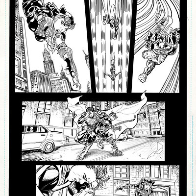 Matt james injustice 17 page 5 inks updated by outlaw68 d6uxnol