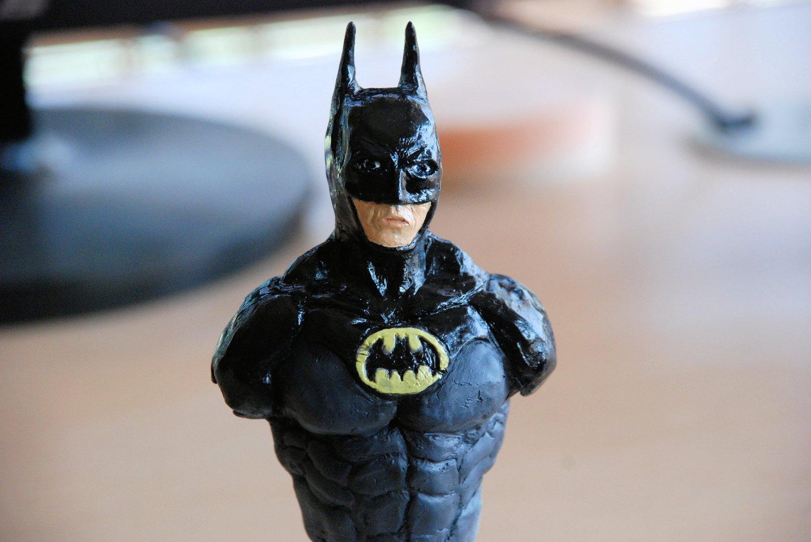 Batman Sculpt (Polymer Clay)