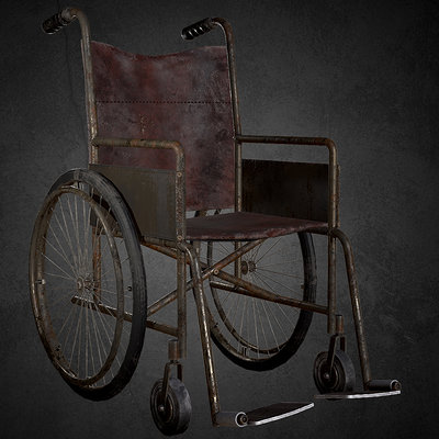Vincent monfette wheelchair1