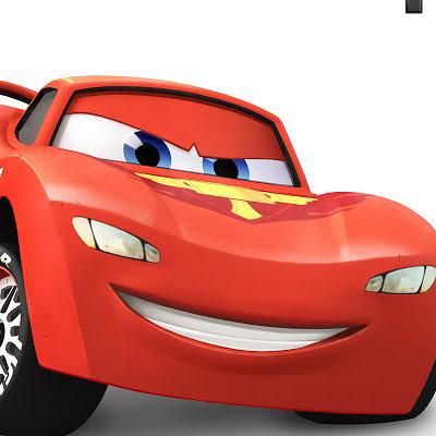 B allen pixar lightning mcqueen disney infinity ballen