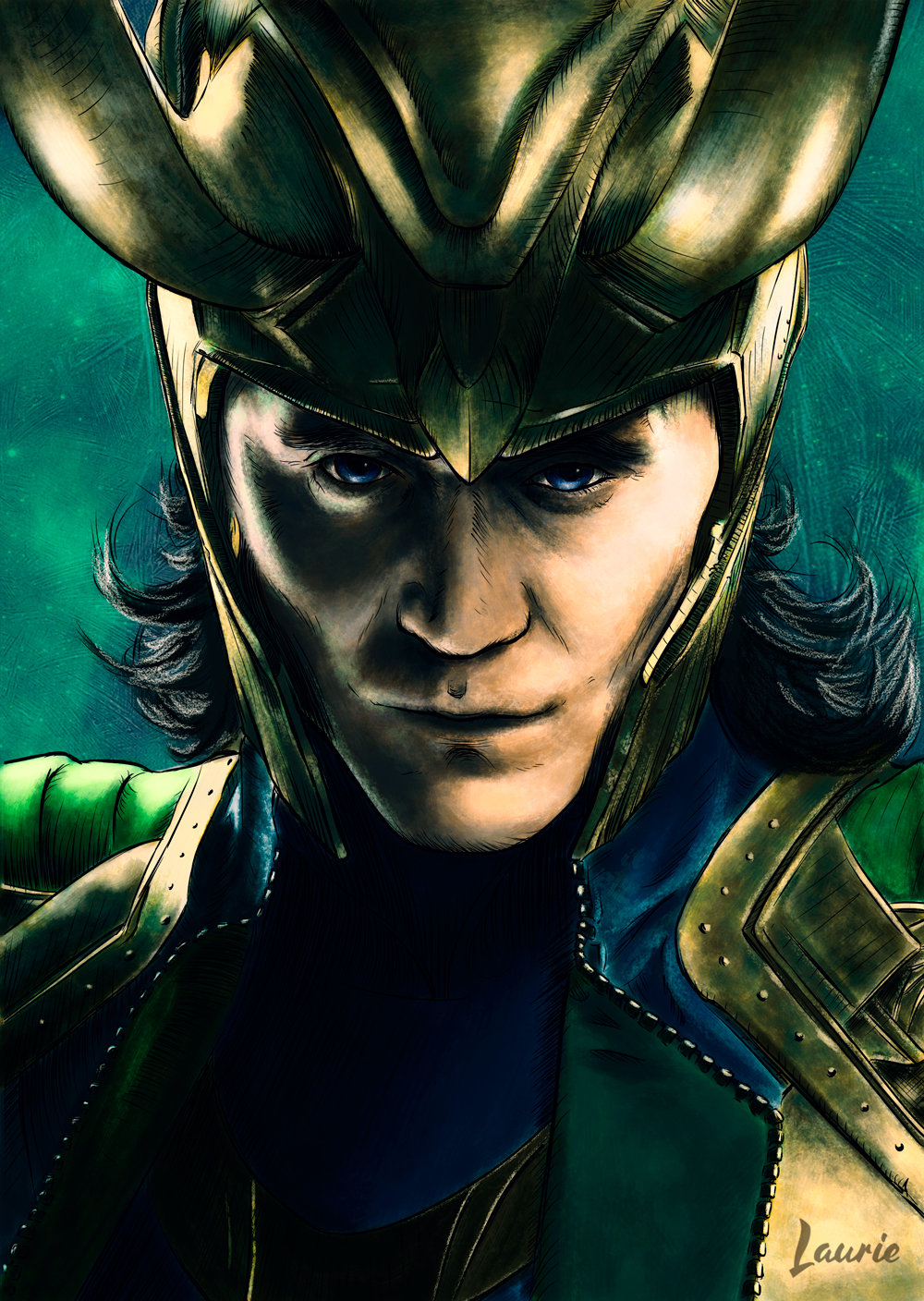 LOKI'd Colors