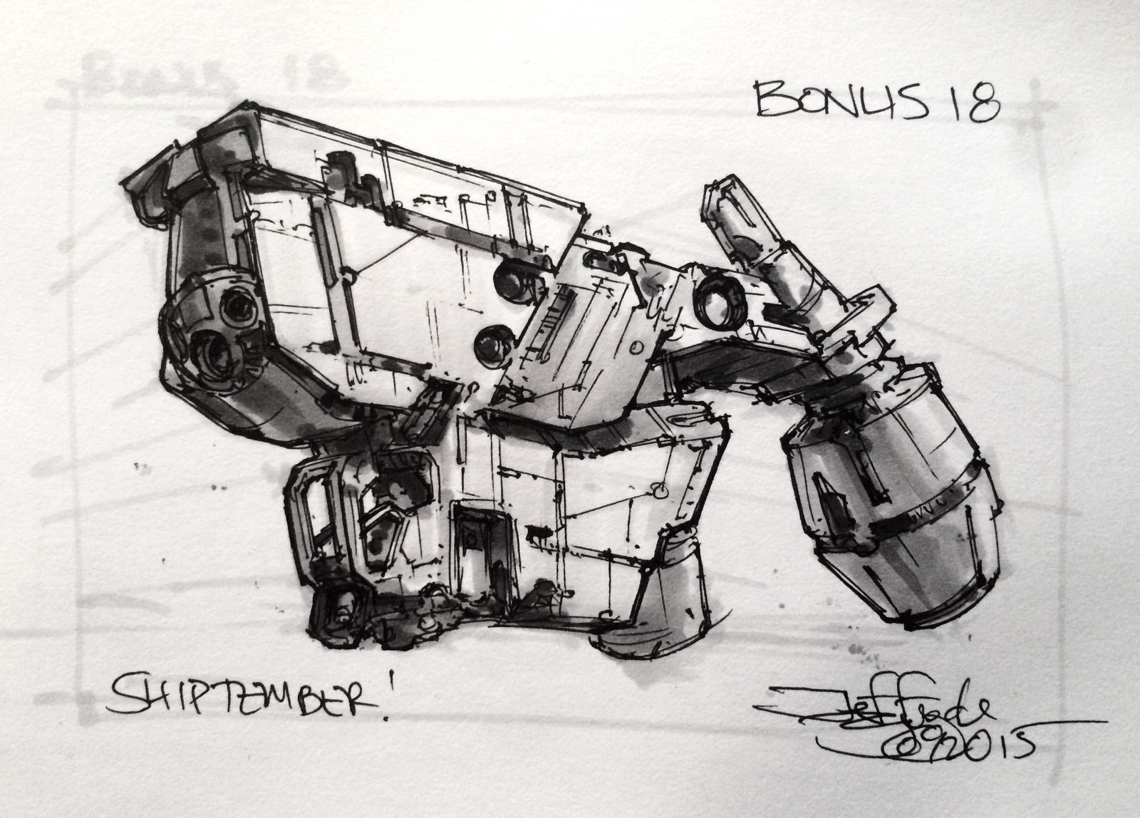 Shiptember Bonus 18