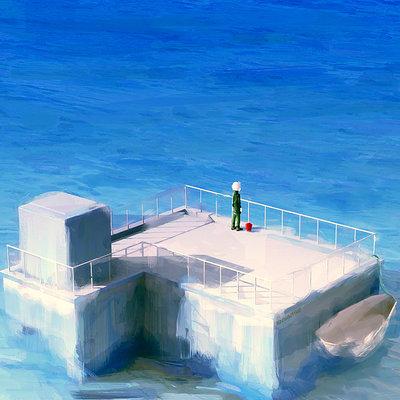 Yuya takeda waterishere paint