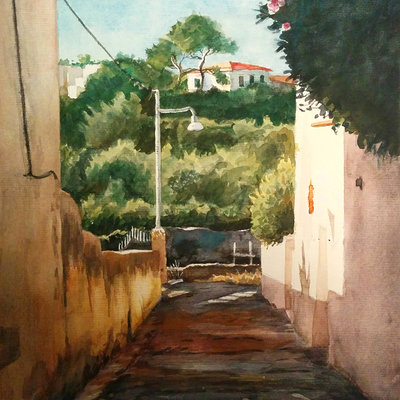 Paolo giandoso watercolor 02