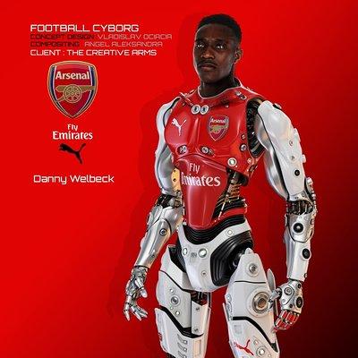 Vladislav ociacia football robot danny welbeck 1