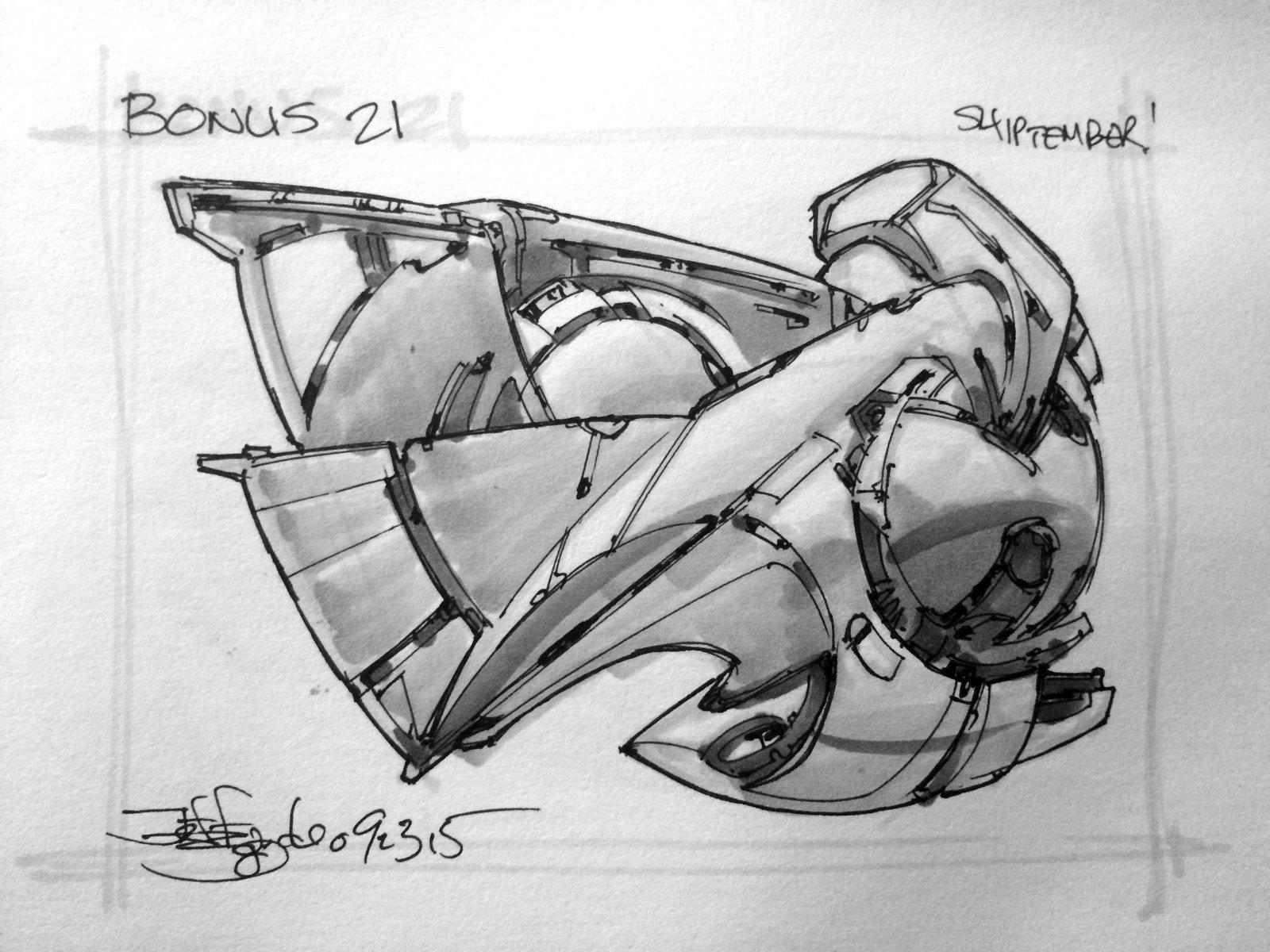 Shiptember Bonus 21