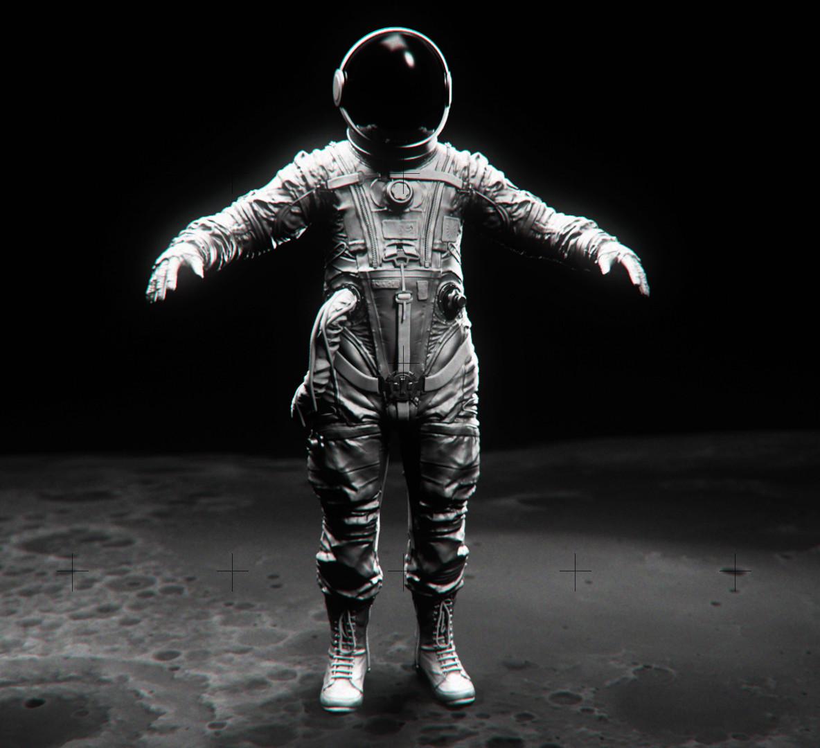 Astronaut WIP