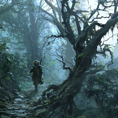 Raphael lacoste acga jungle raph