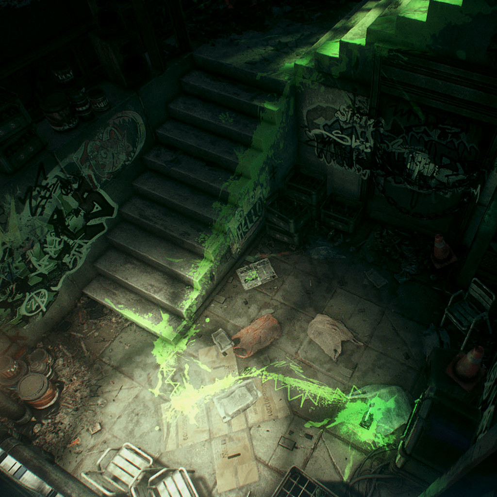 Riddler Seacret - Batman Arkham Knight