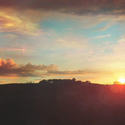 Dmitry bogoljubov sunset