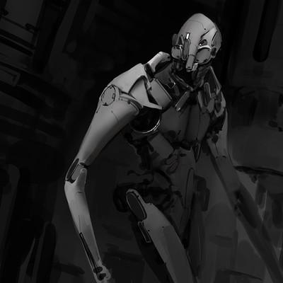 Anthony jones 0141 robot lost in factory