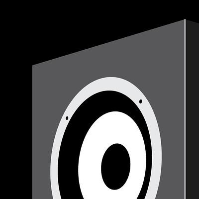 Marco baccioli logo black detail