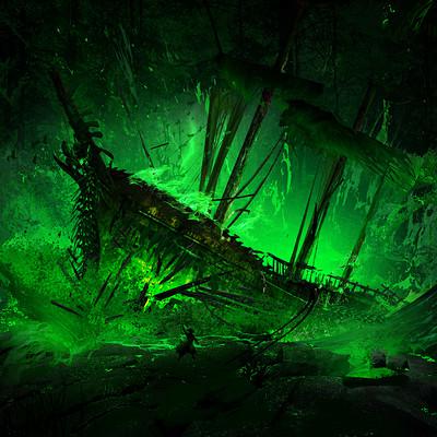 Daniel clasquin ghostship2