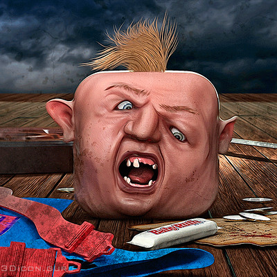Tomislav zvonaric the goonies sloth 3d ios icon