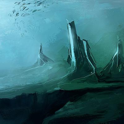 Manuel piedra montanes deep blue sea