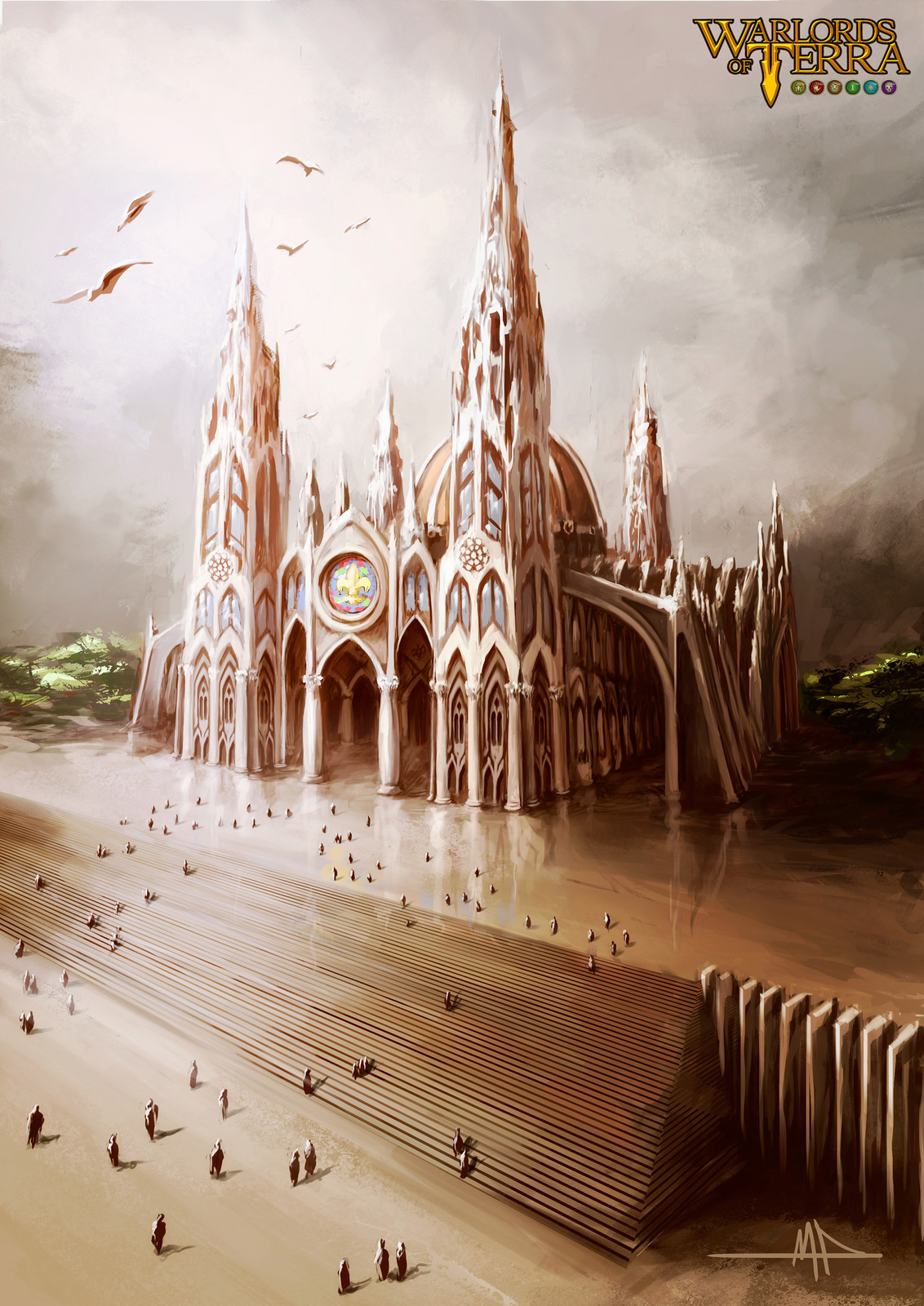 Cathedral Theridom