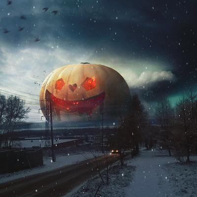 Dmitry bogoljubov halloween