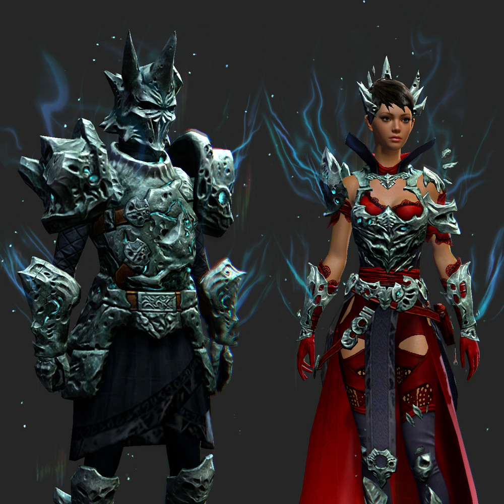 Guild Wars 2: Heart of Thorns - Leystone Armor
