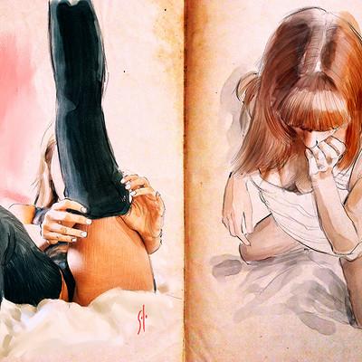 Solo art sketch 11 02 15