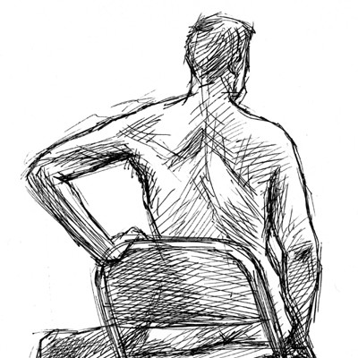 Diana nock lifedrawing4