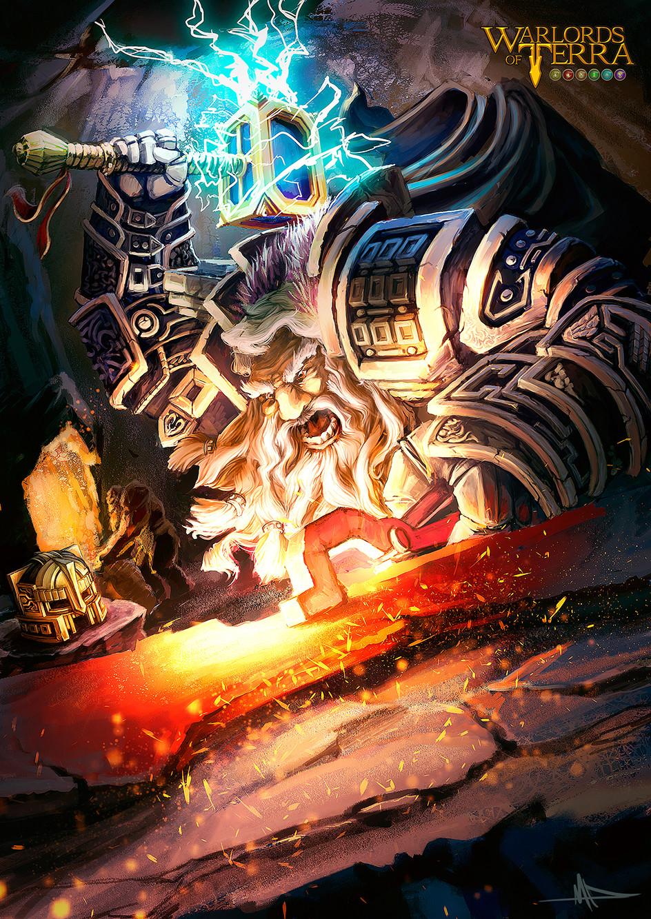 Izual Stromhammer