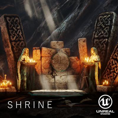 Dries deryckere thumb shrine