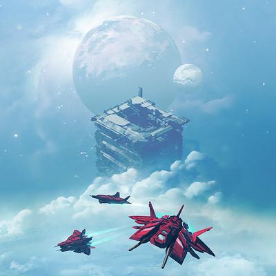 Isaac hannaford ih spacewafer01b
