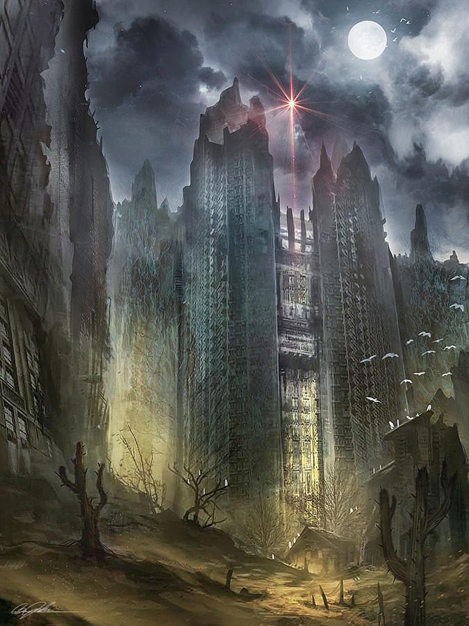 Dystopia Gateway