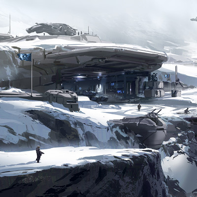 Sparth snow war zone final