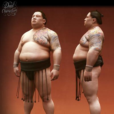 Daniel moreno diaz sumo