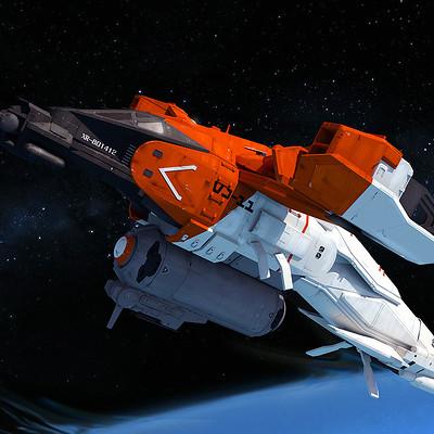 Isaac hannaford ih spaceship18a web