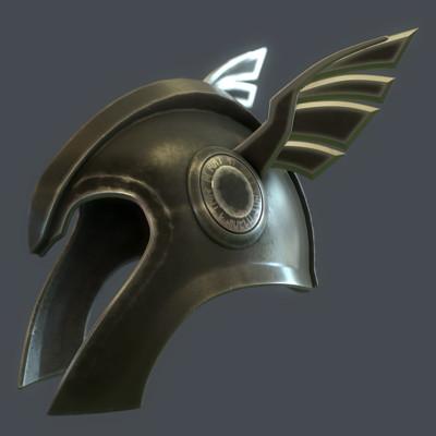 Fabricio campos thor helmet