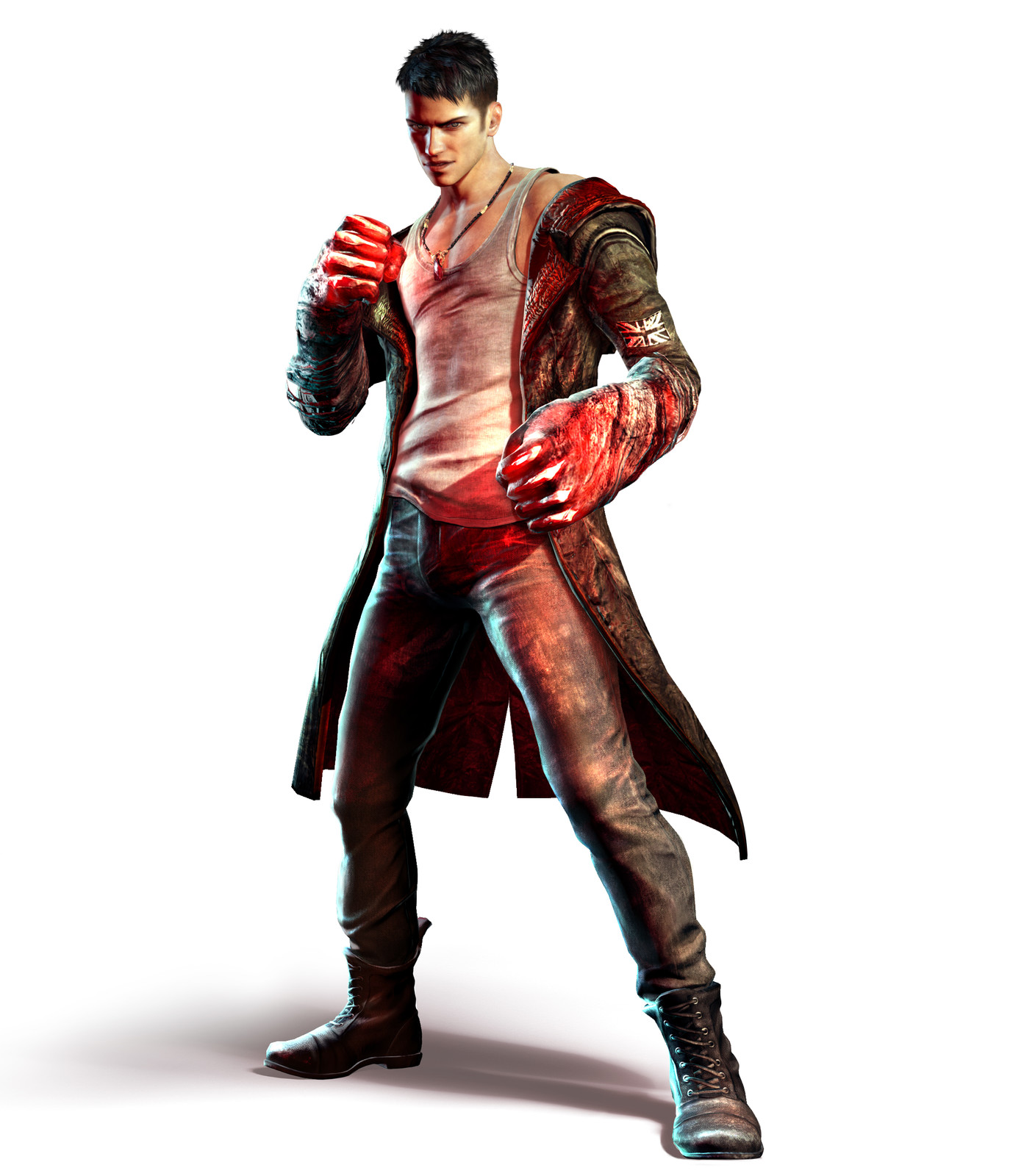 DmC: Dante with Eryx Marketing Render
