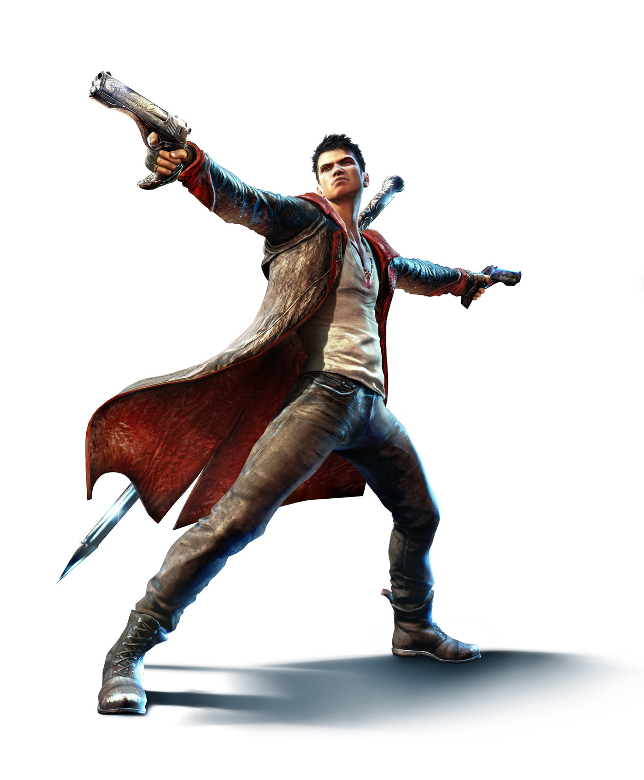 DmC: Dante with Ivory and Ebony - Marketing Render