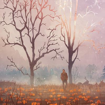 Jessica rossier illustration fall pumpkin jessica rossier hd