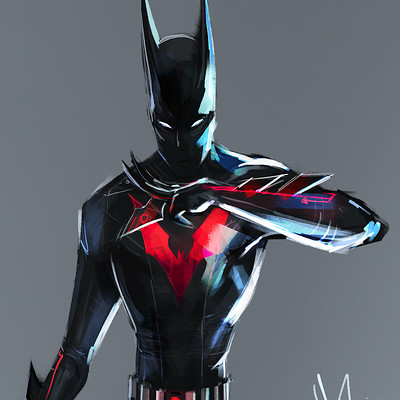 Rose davies batmanbeyond3