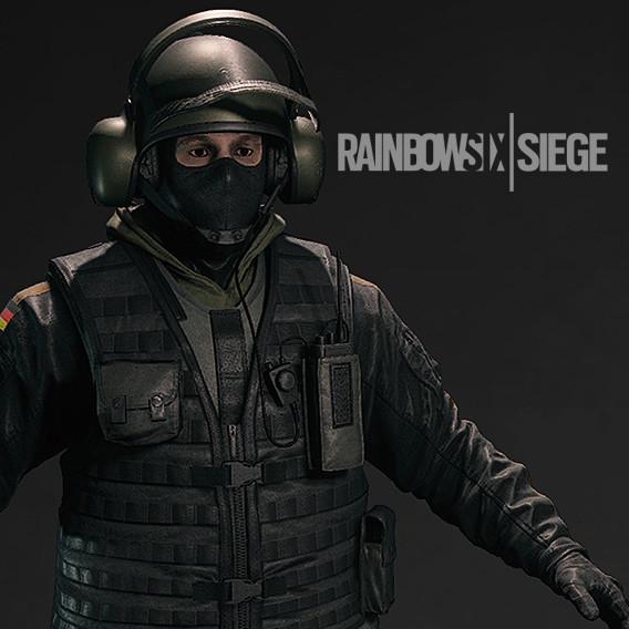 kaven perreault rainbow six siege gsg9 bandit
